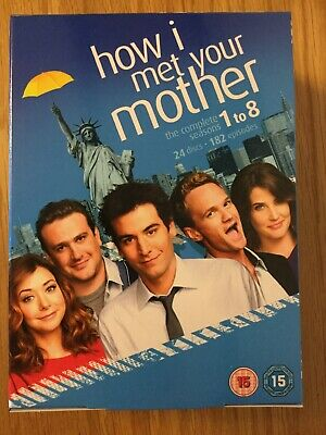 How I Met Your Mother - Season 1-8 - Complete (DVD) Cobie Smulders