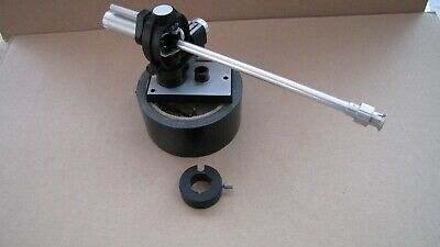 Thorens TP 16 Tonearm and Mounting Plate for Td-160 TD 124 TD125 Turntable etc