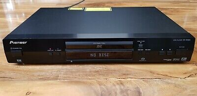 Pioneer Dvd Player Dv-656A Rw Compatible With Remote, Manual + Box Fully Working