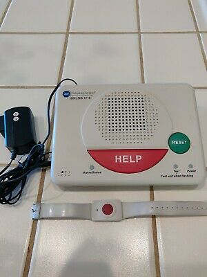ADT Companion Services Personal Emergency Response System Model CS-6000