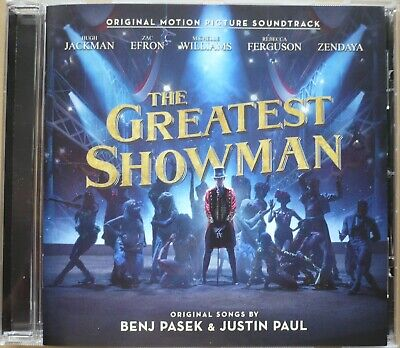 The Greatest Showman - Original Motion Picture Soundtrack (Cd, 2017)