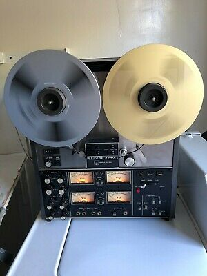 Teac 3340 4-Channel Simul-Sinc Tape Recorder Reel To Reel