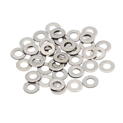 M1.6 M3 M4 M5 M6 M8 M10 M12 M14 M16  A2 Stainless Steel Flat Form A  Washer