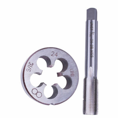 Metalworking Tool Threading Screw Thread Die Hand Tap Right-handed 9/16-24