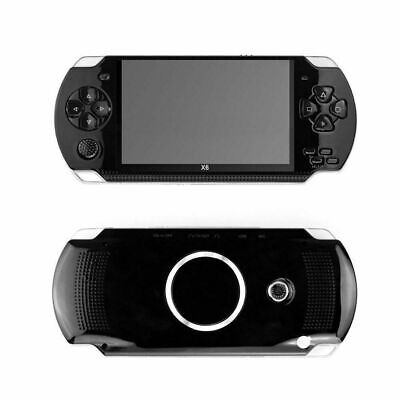"""4.3"""" 128Bit 8GB Portable Video Handheld Game Console Player 5000 Games Built-In"""