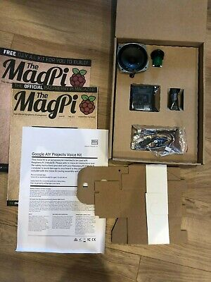 The MagPi Issue 57 AIY Projects DIY AI kit for Raspberry Pi by Google