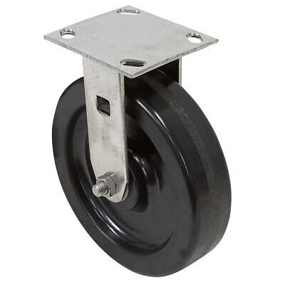 8x2 Stainless Steel Rigid Caster 1-404434