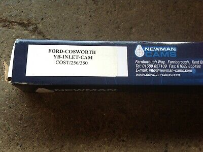 Ford rs cosworth Newman inlet camshaft cost/256/350 unused