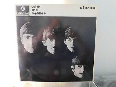 The Beatles. With The Beatles, Stereo Pressing, Re, Excellent, 80'S.