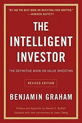 (PDFandEPUB) The Intelligent Investor by Benjamin Graham 1 min delivery !