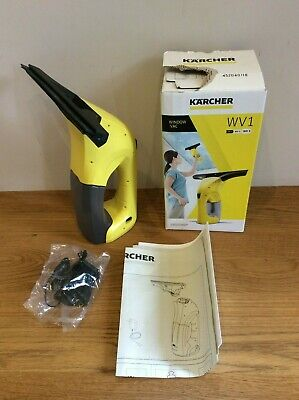 Karcher WV 1 Window Vac Boxed Never Been Used Available Worldwide