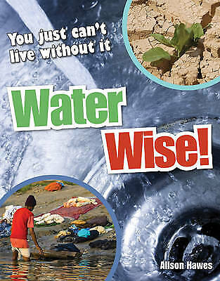 Water Wise!: Age 9-10, What Happens to Water all over the World Hardback Book