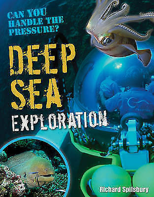Deep Sea Exploration: Age 9-10 What's Lurking in the Ocean Hardback Book
