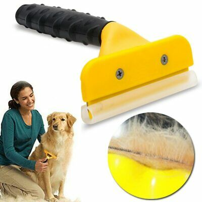 Deshedding Tool Large Small Cat Dog Brush FUR minator Short or Long Hair Pet