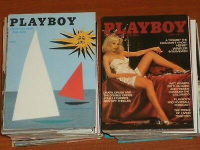 Playboy Centrefolds Collection 'AUGUST' Complete Base Set 123 Trading Cards