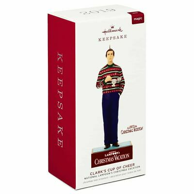 Hallmark Keepsake 2019 National Lampoon's Christmas Vacation Clark's Cup of