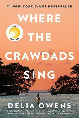 Where the Crawdads Sing (2019) (P-D-F) Fast Free Delivery