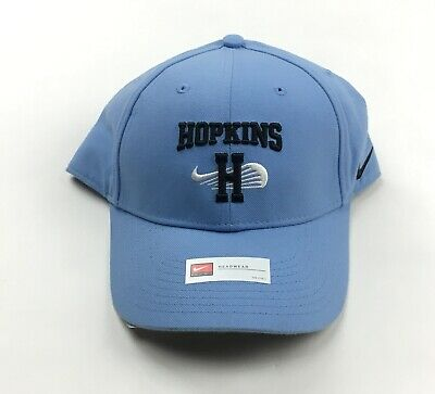 150a9d36b NEW NIKE JOHNS Hopkins Blue Jays Classic Campus Hat Adult One Size Blue  384430