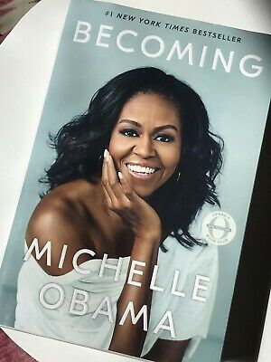Becoming by Michelle Obama -- HARDCOVER -- BRAND NEW