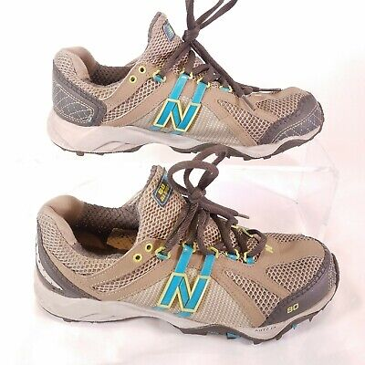 5792ad63235f4 NEW BALANCE 609 ALL TERRAIN HIKING TRAIL SHOES WOMENS 8.5 B brown q5