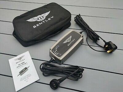 Original Bentley XS7000 CTEK Battery Charger XS 7000