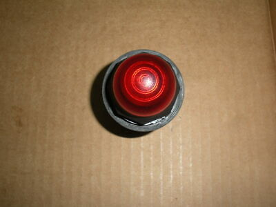 Westinghouse Pilot light indicator PB1T1R red lens 120vac 3 avail