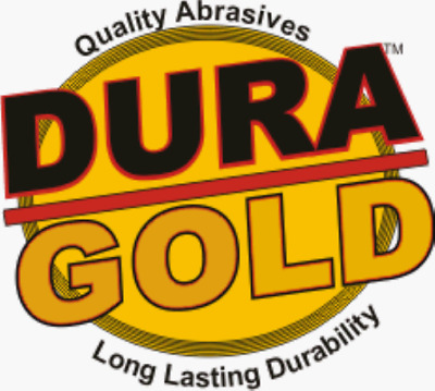 Dura-Gold - Premium - 400 Grit Gold - Longboard Continuous Roll 20 Yards Long by