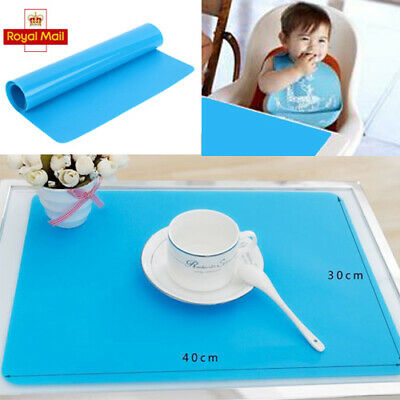 Silicone Nonstick Baking Oven Liner Sheet Mat Kitchen Placemat Heat Resistant UK