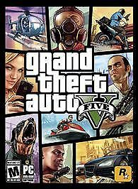 Grand Theft Auto V Rockstar Key GLOBAL [INSTANT DELIVERY]