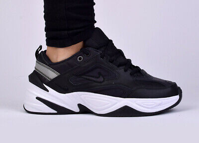 NIKE WMNS M2K Tekno Women Lifestyle Sneakers New Black Grey