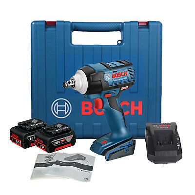 BOSCH GDS18V-EC 300ABR 18V CORDLESS IMPACT WRENCH Brushless Car tire Driver Suit