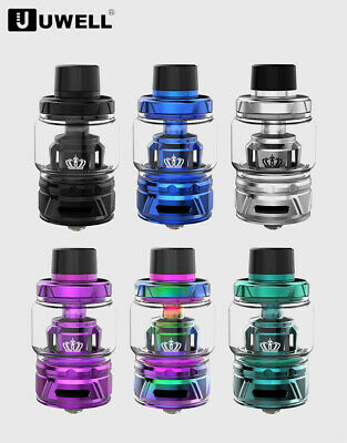 Uwell Crown 4 IV Vier Tank Verdampfer 26mm Clearomizer 6,0ml E-Zigarette Liquid