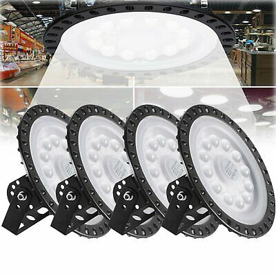 300W UFO LED High Low Bay Light 500W 200W 100W 50W Factory Warehouse Gym Light