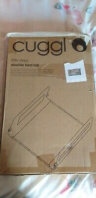 Cuggl Double rail for single bed new boxed for child