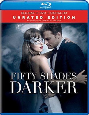 FIFTY SHADES DARKER (2PC) (...-FIFTY SHADES DARKER (2PC) (W/DVD) (UN Blu-Ray NEW