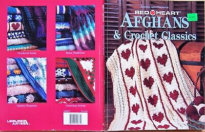 CHRISTMAS IN CROCHET, 58 Afghans Ornaments Decor Gifts