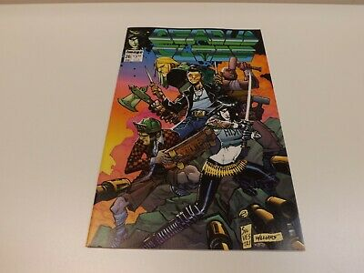 Deadly Class #26 Image Comics 25th Anniversary Cyberforce Tribute Variant Cover
