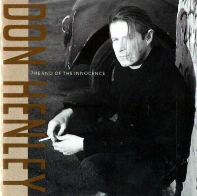 DON HENLEY the end of the innocence (CD, album) pop rock, very good condition,