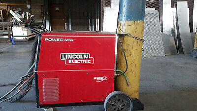 LINCOLN K3068-1 POWER MIG 256 MIG Welder Package - $2,498 00 | PicClick