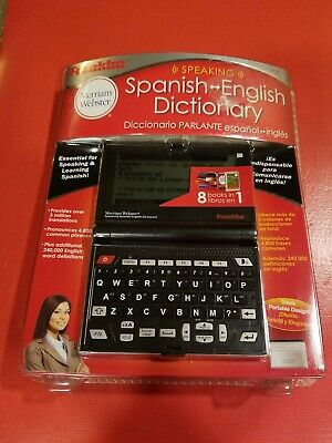 MERRIAM-WEBSTER'S SPANISH-ENGLISH DICTIONARY by Inc  Staff Merriam