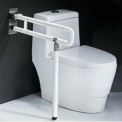 Foldable Toilet Grab Bar 304 Stainless Steel Medical Safety Shower Handrails Ant