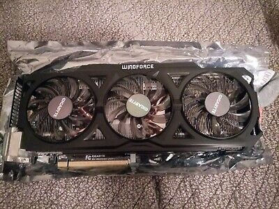 GIGABYTE AMD RADEON R9 280X 3GB Apple Mac Pro Compatible Video Card