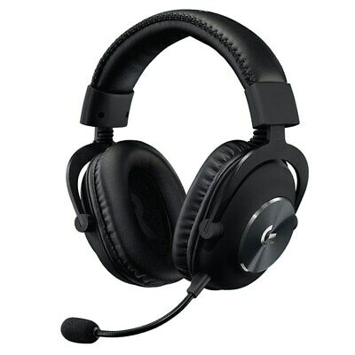 Logitech G Pro Gaming Headset with Passive Noise Cancellation