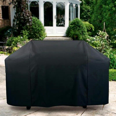 Grande Barbecue Jardin Bâche Couvre BBQ Gas Grill Smoker Protection Imperméable