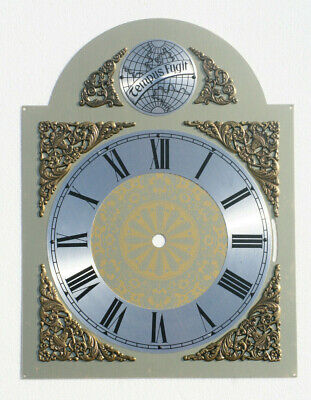 250x250x330mm BREAK ARCH / TEMPUS FUGIT DIAL with or without Chime Lever Slot