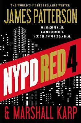 NEW - NYPD Red 4 by Patterson, James; Karp, Marshall
