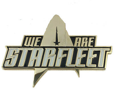 We are Starfleet - exklusiver Sammler Collectors Pin Metall - Star Trek - neu