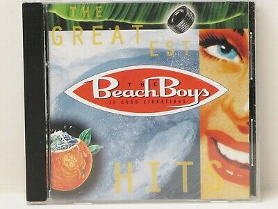 The Beach Boys Greatest Hits, Vol. 1 CD - 20 Good Vibrations, Tested VG+