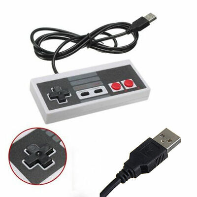 Gameboy Gamepad USB Wired Games Controller Joypad For Nintendo Popular NES PC