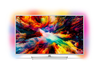 Philips 43 PUS 7363/12 108 cm (43 Zoll), UHD 4K, SMART TV,  Ambilight, Android